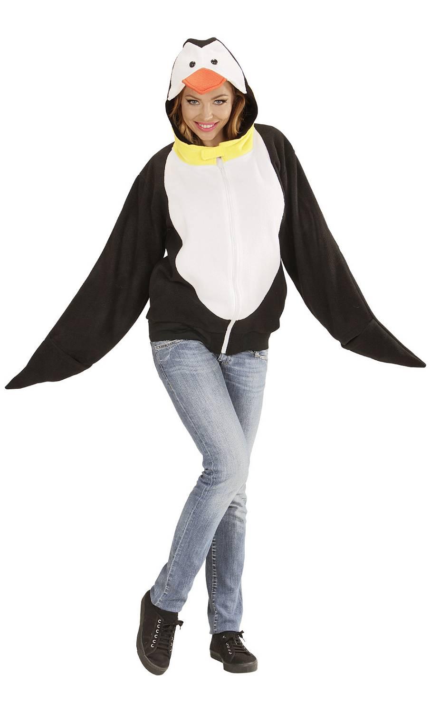 Sweat-capuche-pingouin-3