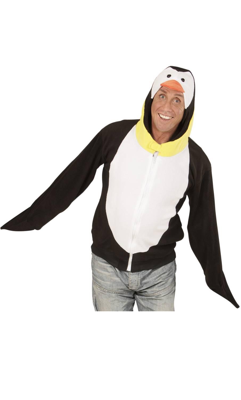 Sweat-capuche-pingouin-4