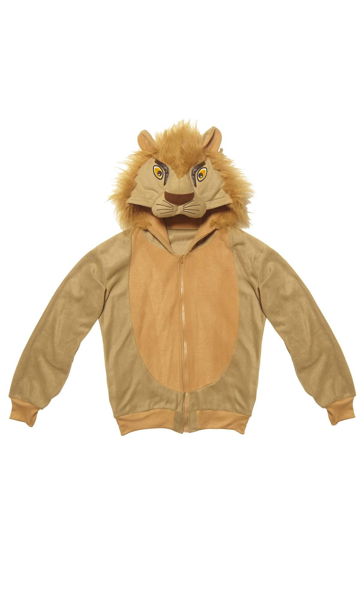 Sweat-capuche-lion