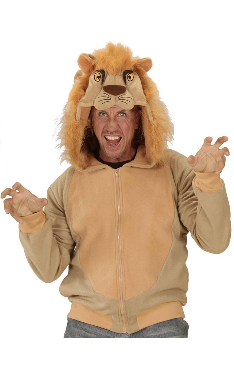 Sweat-capuche-lion-4