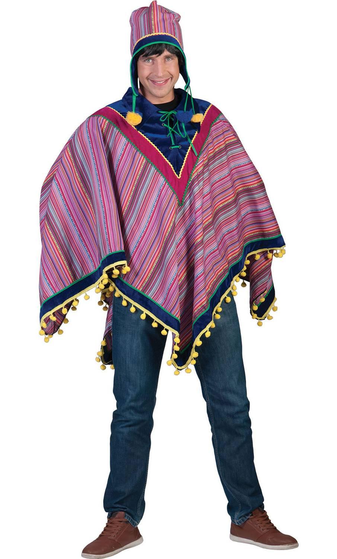 Poncho-Pérou-Adulte