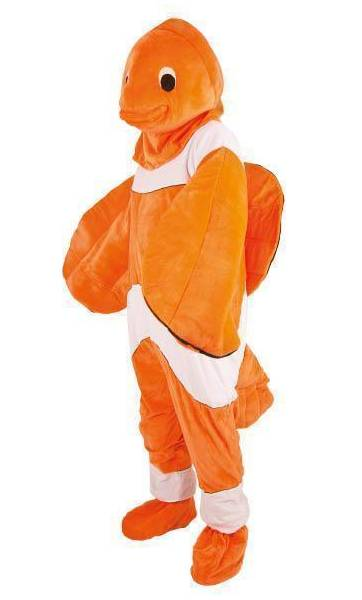 Mascotte-de-poisson-clown
