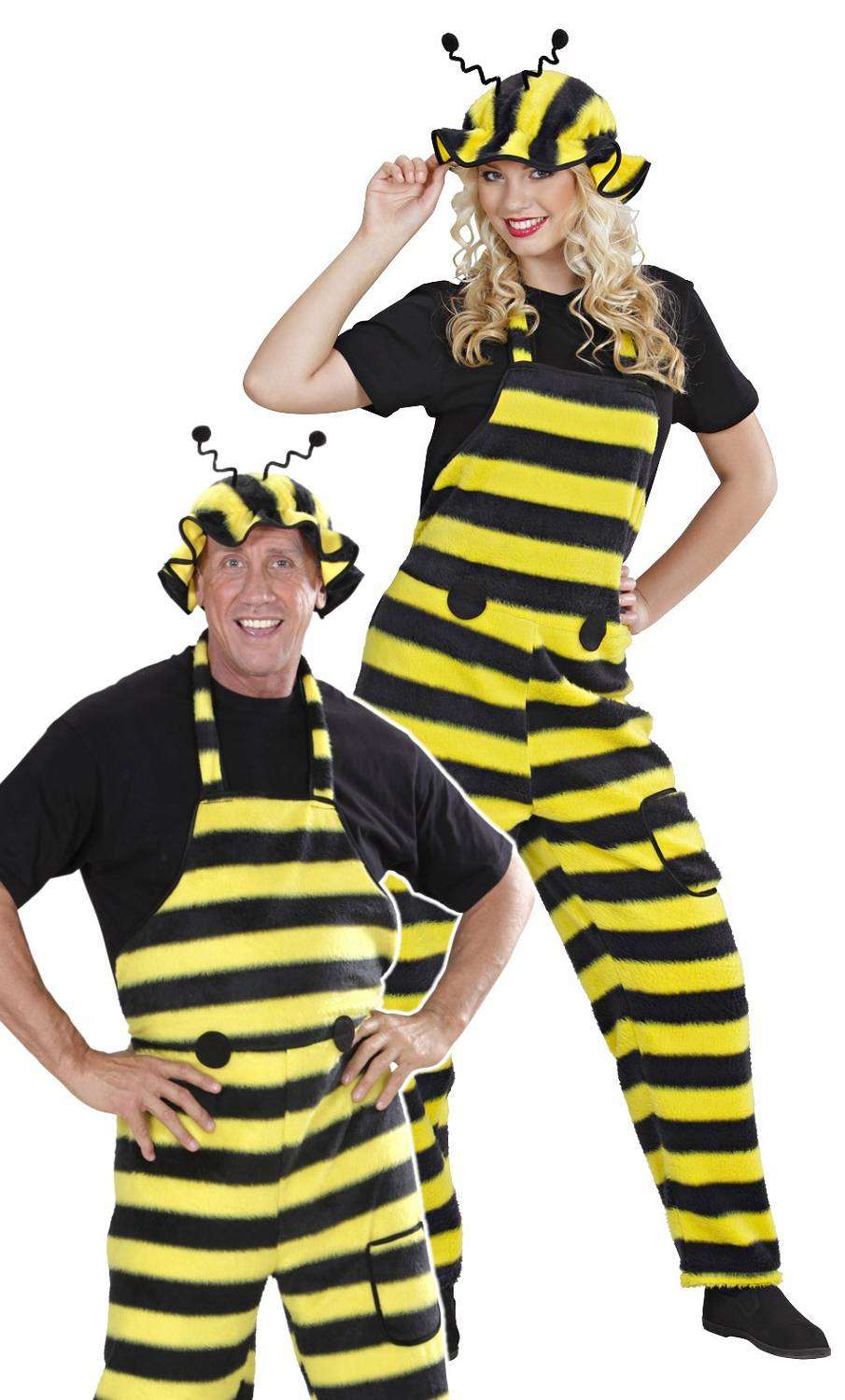Costume d'abeille adulte