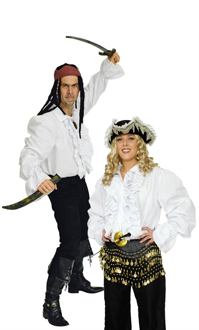 Chemise-de-pirate