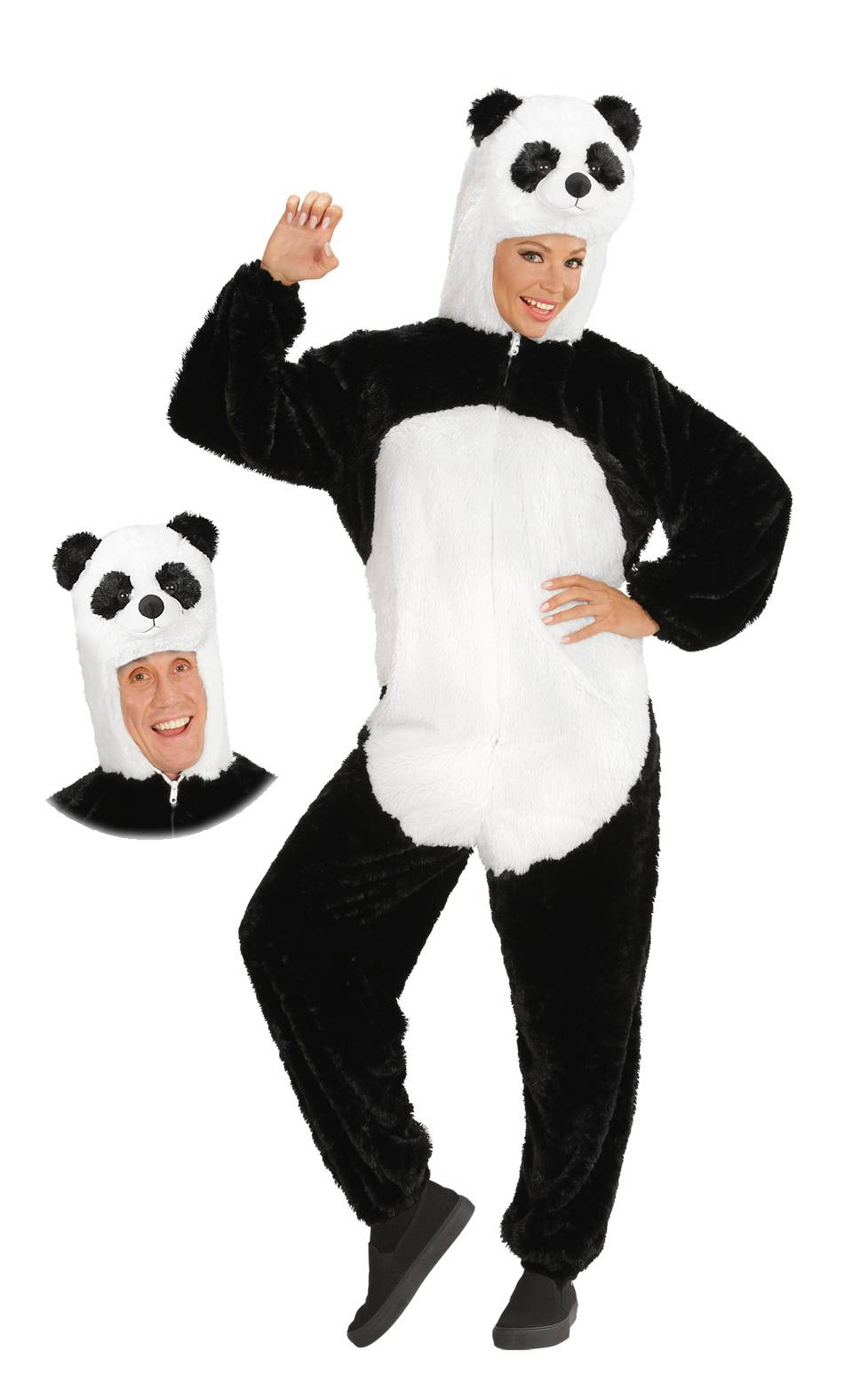 Costume-de-panda