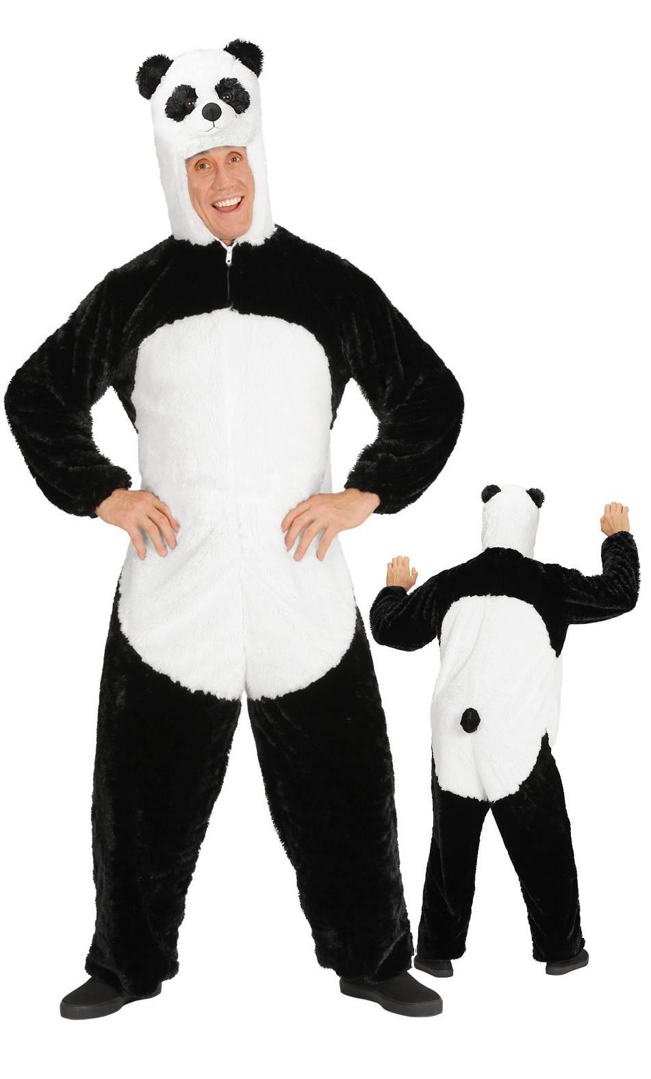 Costume-de-panda-en-grande-taille