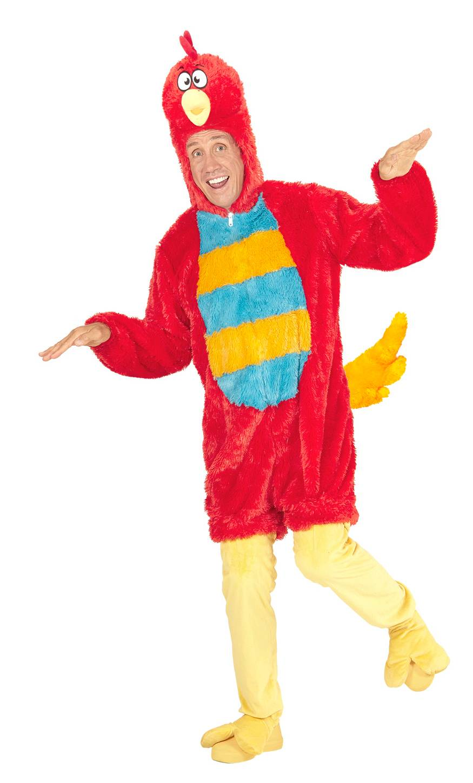 Costume-de-perroquet-en-grande-taille