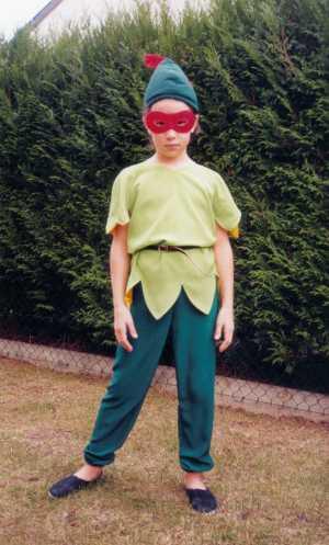 Costume-Peter