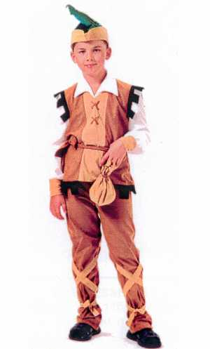 Costume-Robin