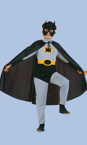 Costume-Super-héros-Bat-Boy
