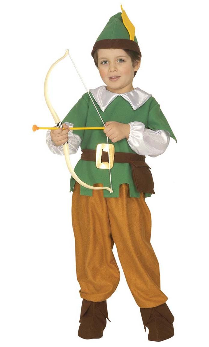 Costume-Petit-Robin