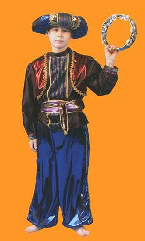 Déguisement-de-sultan-ans