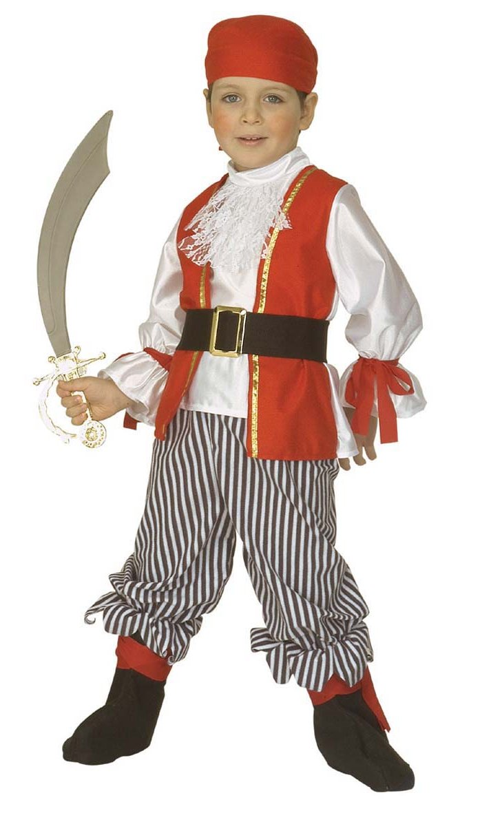 costume de pirate petit pirate v49082. Black Bedroom Furniture Sets. Home Design Ideas