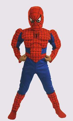 Costume-Spiderman