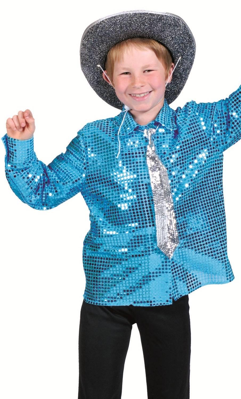 Chemise-disco-Enfant