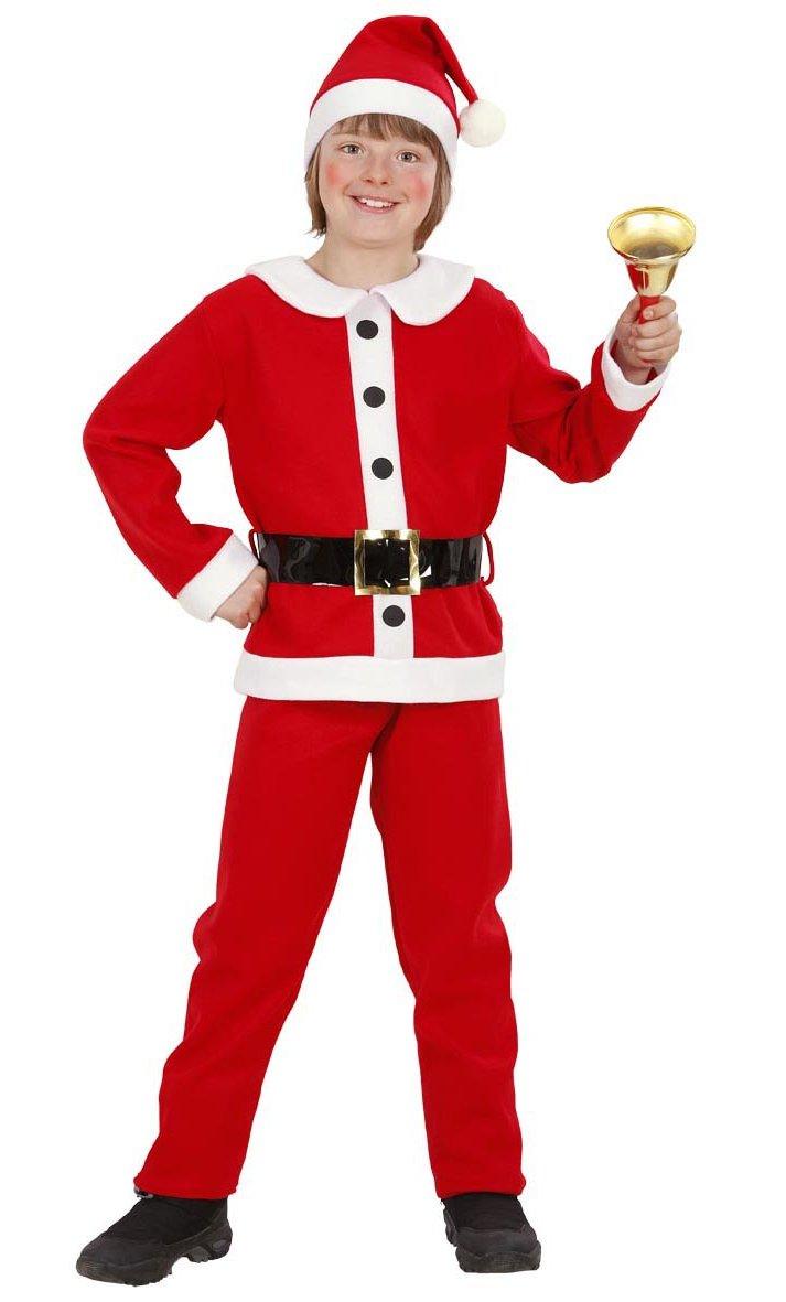 Père-Noël-enfant-Petit-Noël