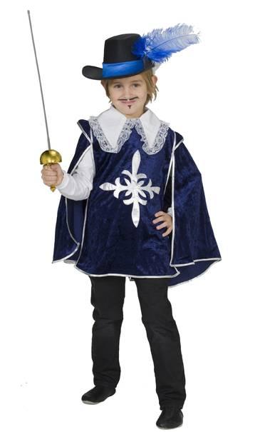 Costume-Mousquetaire-bleu-Gar�on
