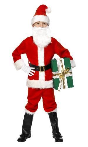 Costume-Pere-Noel-Enfant-Petit-Noel-E10