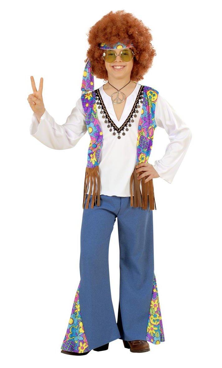 Déguisement-de-hippie-ans