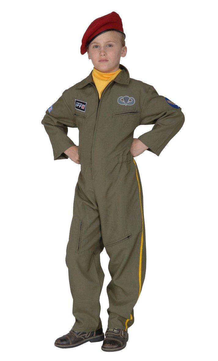 Déguisement-Pilote-de-chasse-Garçon