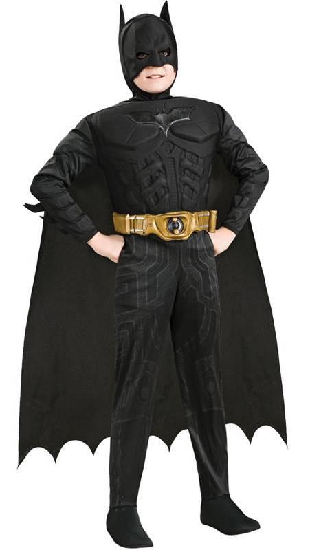 costume batman 8 ans 10 ans v49202. Black Bedroom Furniture Sets. Home Design Ideas