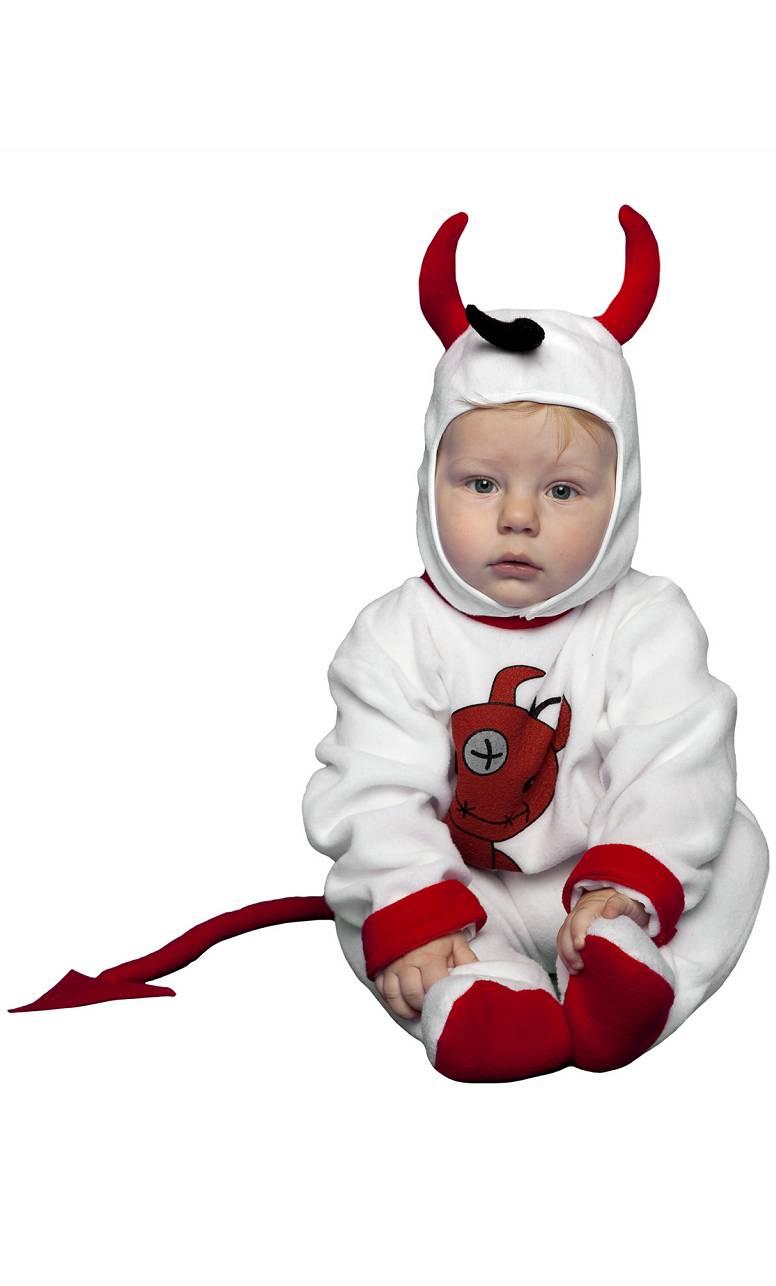 Costume-pour-bébé-12-mois-Diablotin