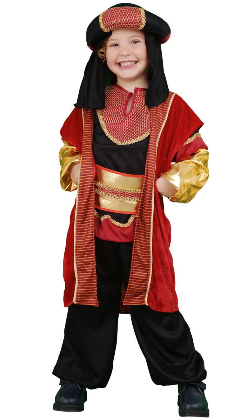 Costume-Sultan-Oriental-4Ans