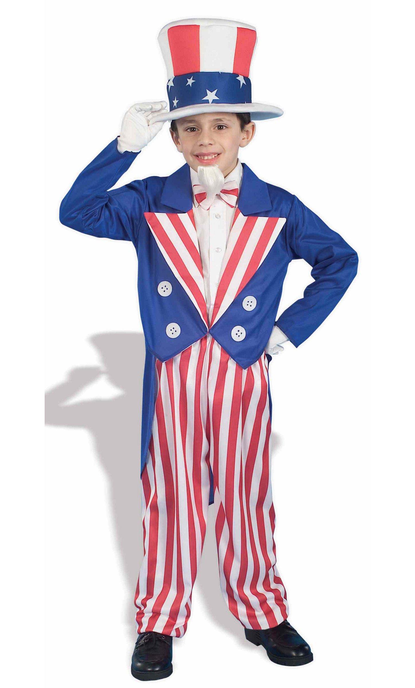 Costume-Oncle-Sam-Enfant
