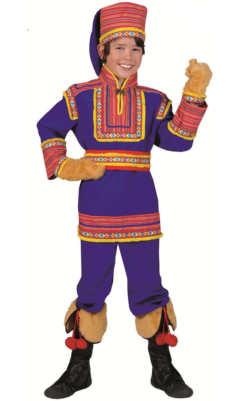 Costume-Esquimau-Enfant-Lapon