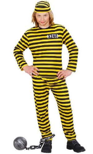 Costume-Prisonnier-Bagnard-jaune-enfant