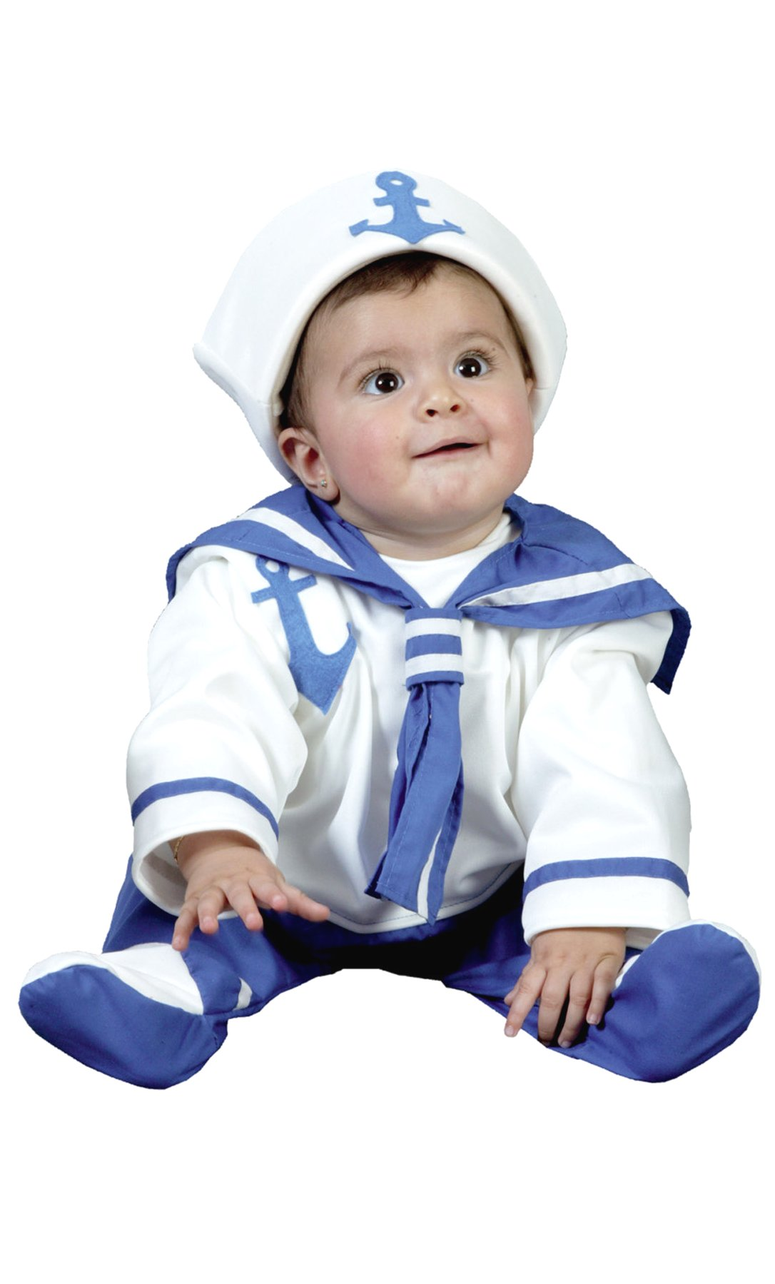Costume-Marin-Bébé