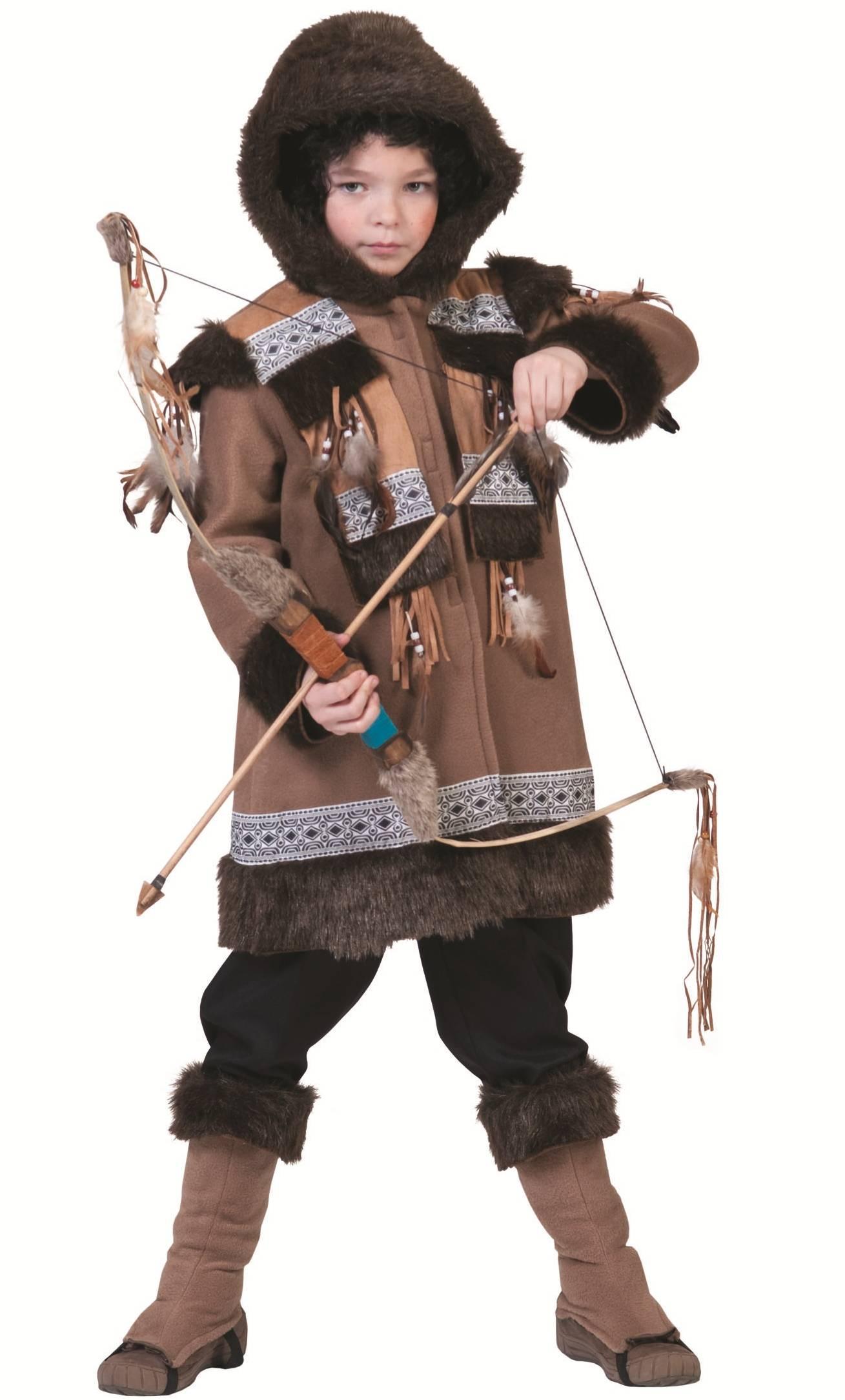 Costume-Esquimau-Gar�on