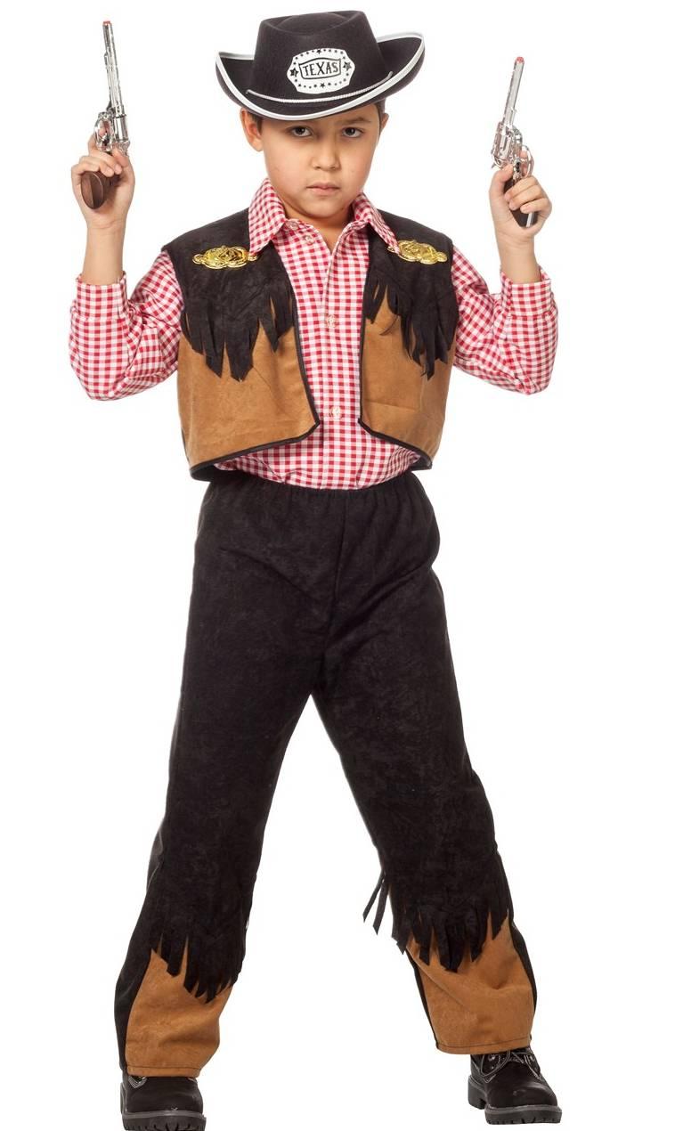 costume de cowboy gar on v49265. Black Bedroom Furniture Sets. Home Design Ideas