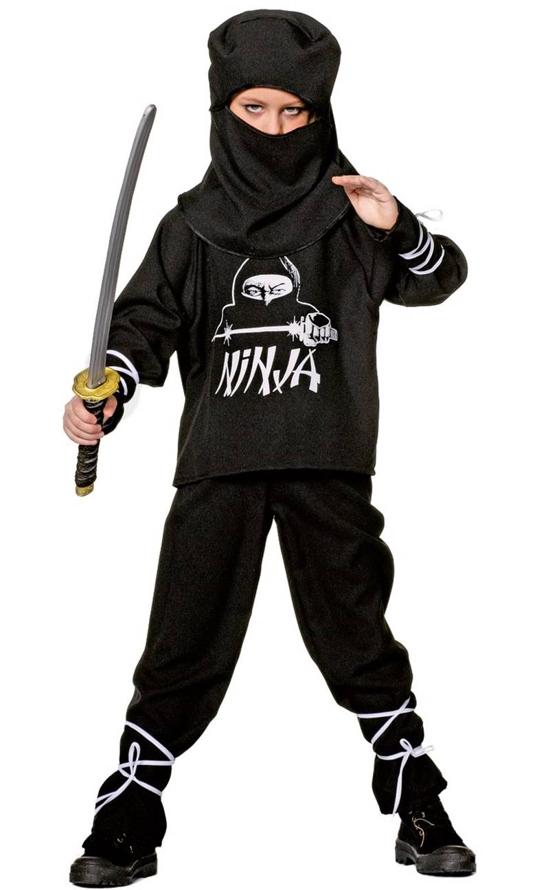 Costume-Ninja-Gar�on