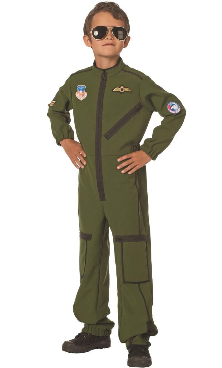 Costume-de-pilote-de-chasse-garçon