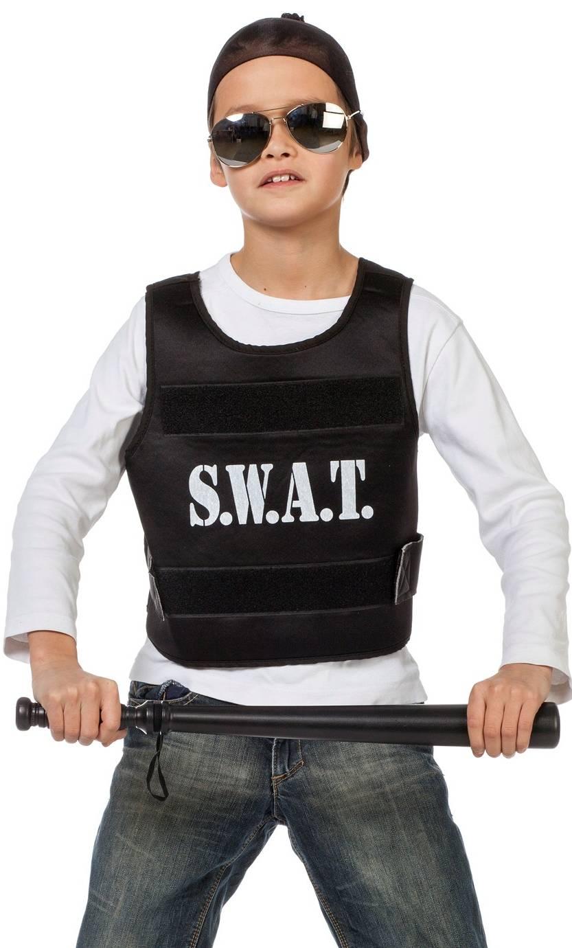 Costume-Commando-SWAT-Garçon