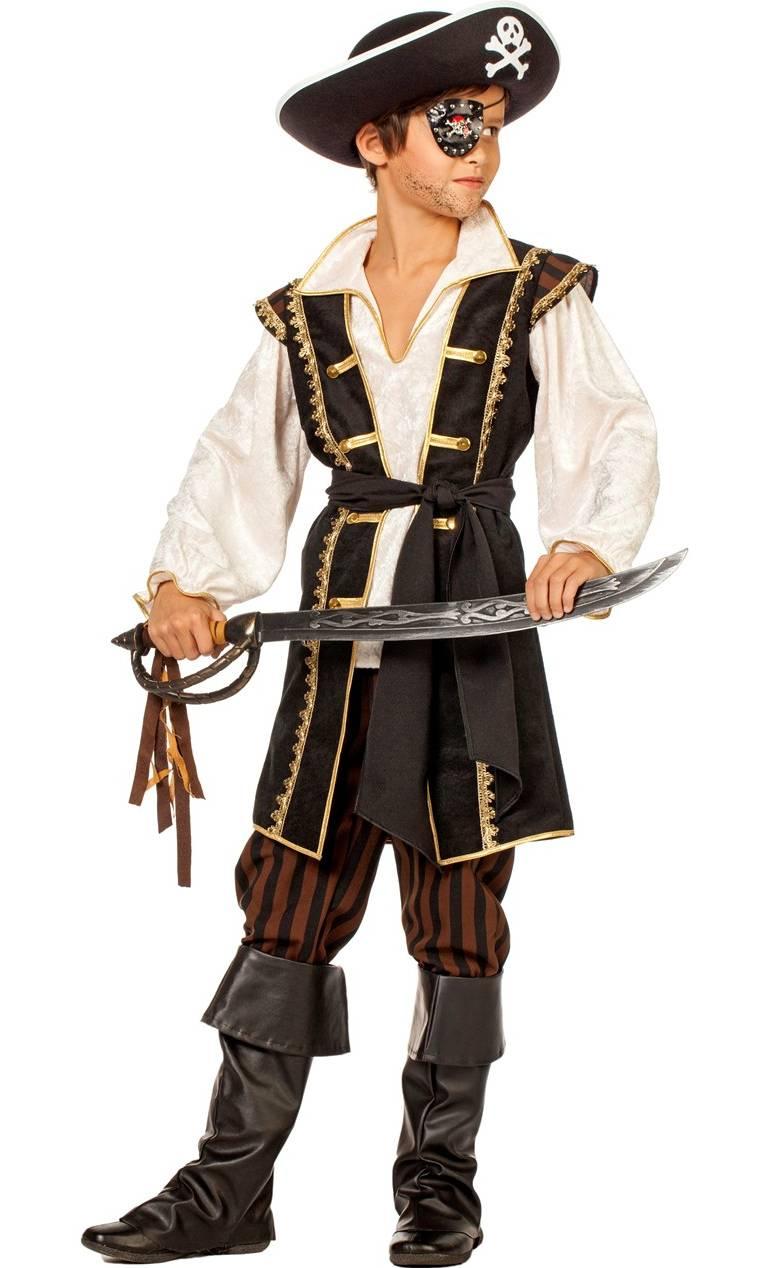costume de pirate pour gar on v49276. Black Bedroom Furniture Sets. Home Design Ideas