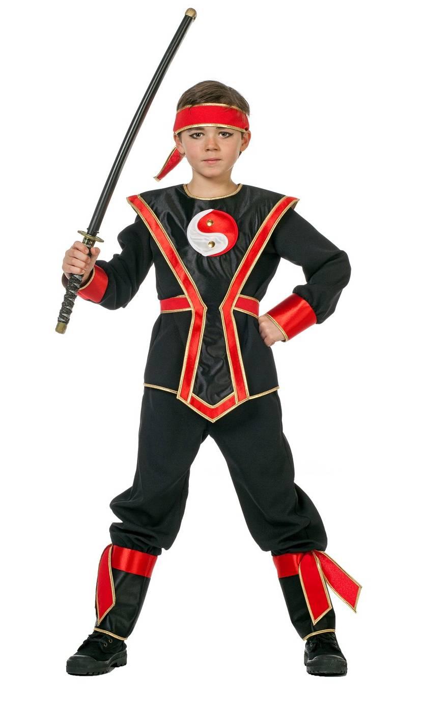 Costume-Ninja-Enfant-Luxe