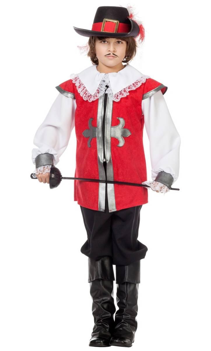 Costume-Mousquetaire-rouge-enfant