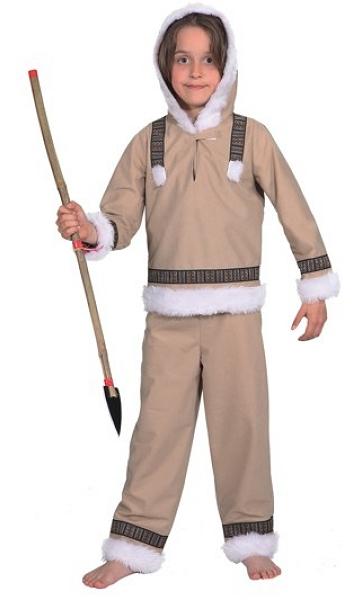 déguisement esquimau garçon