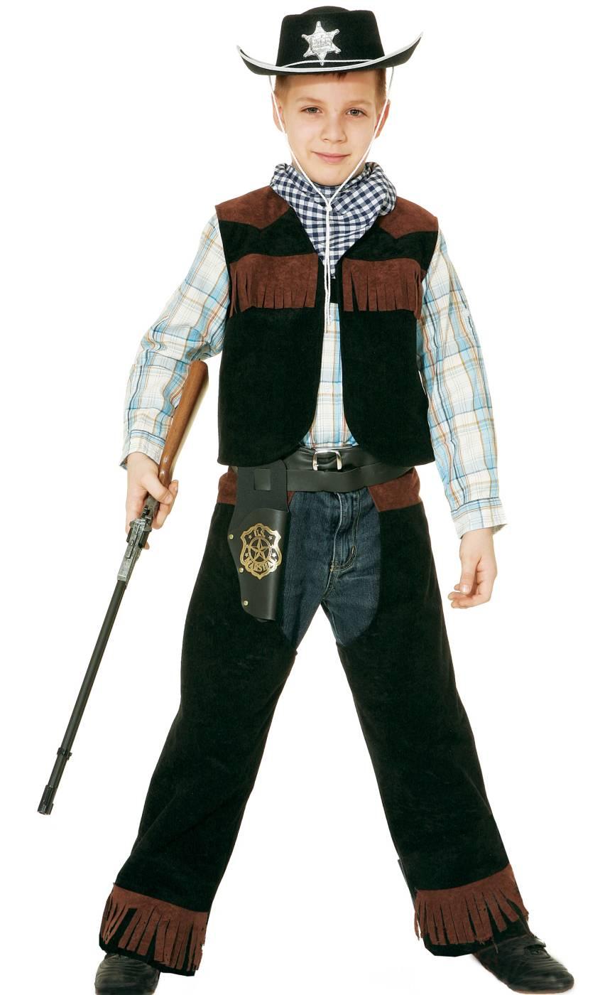 Déguisement-Cowboy-Garçon