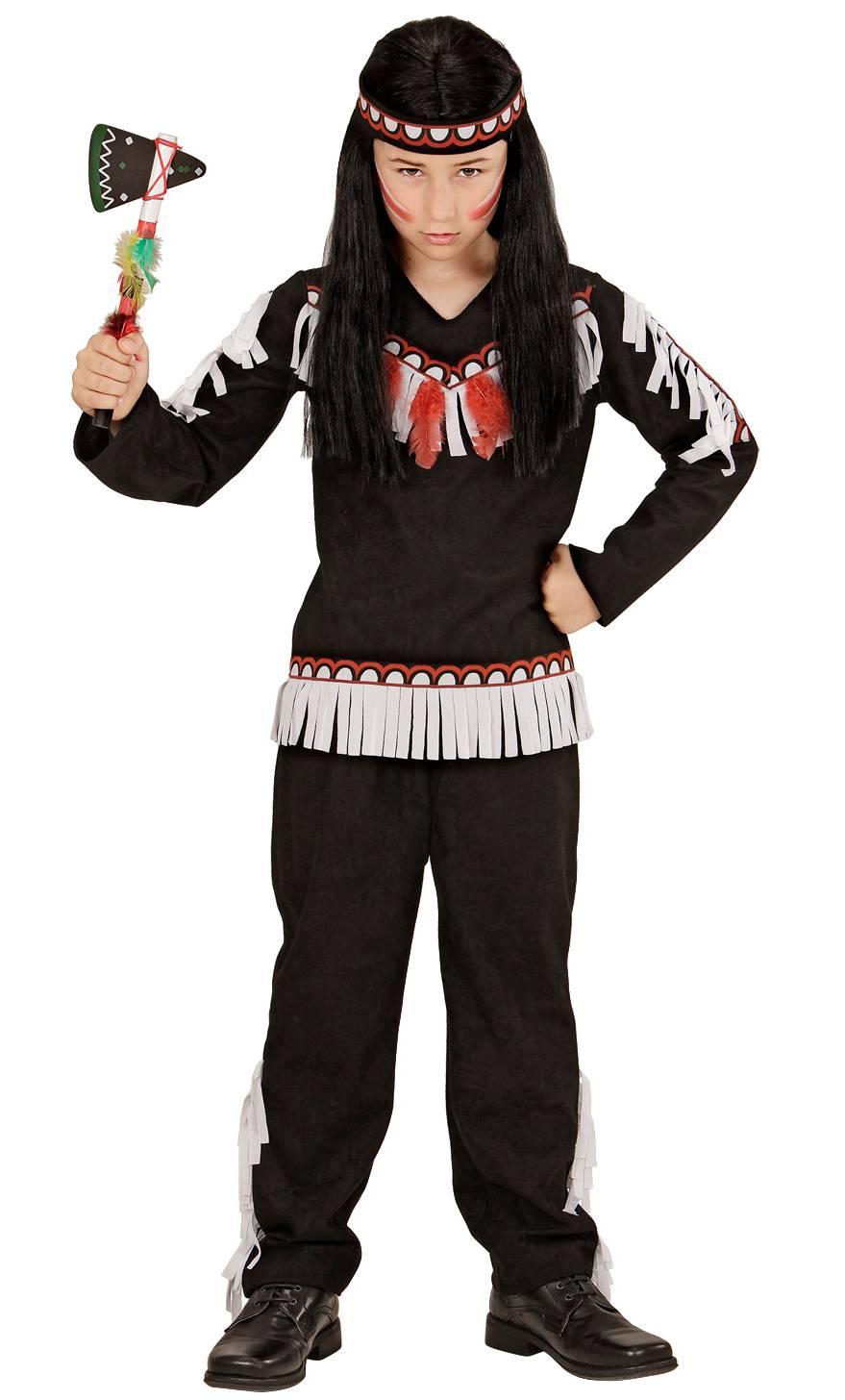 Costume indien garçon