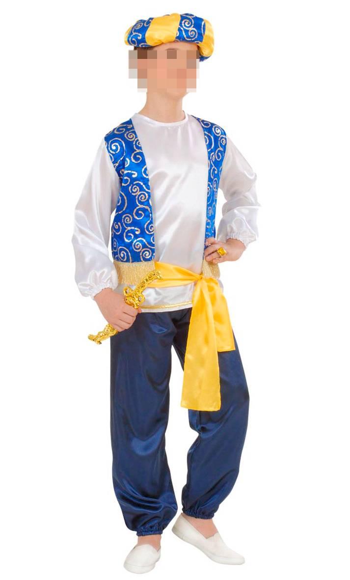 Déguisement-de-sultan-garçon