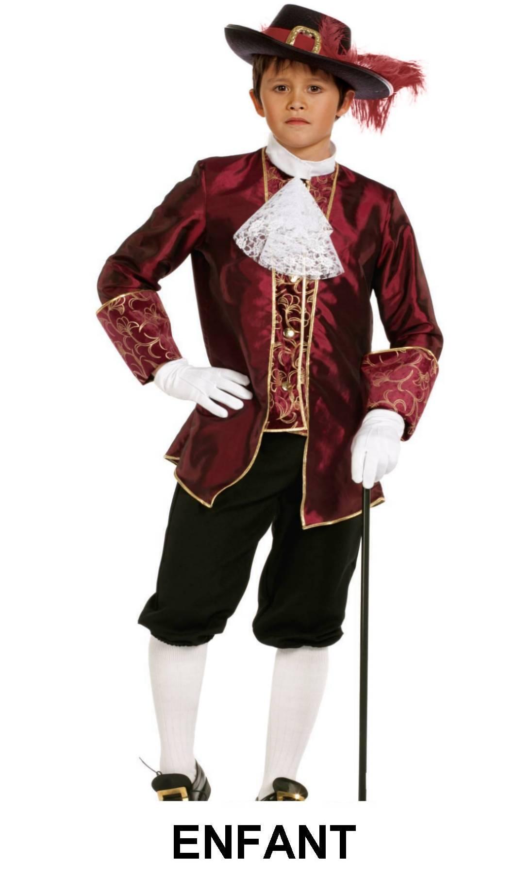 Costume-Mozart-Garçon