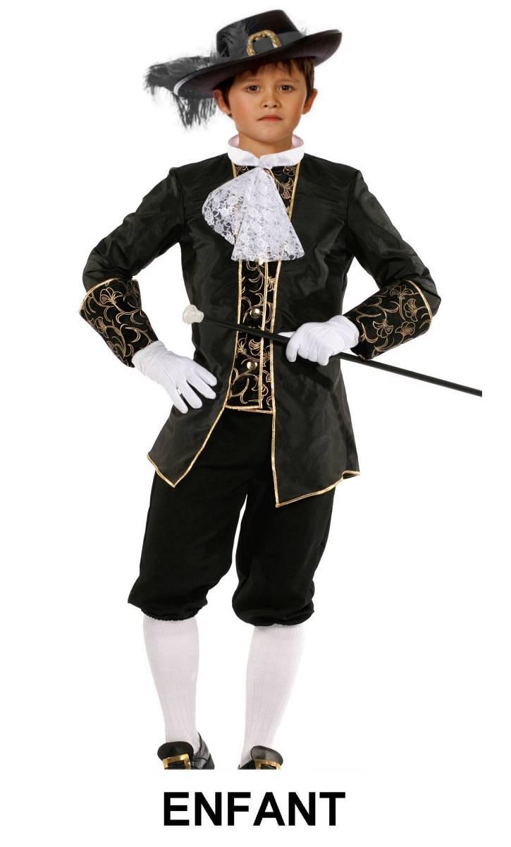 Costume-Marquis-Garçon