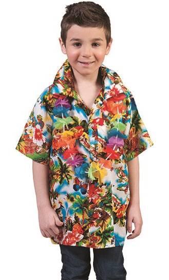 Chemise-hawaïenne-garçon