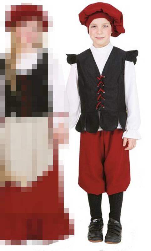 Costume-Médiéval-Garçon