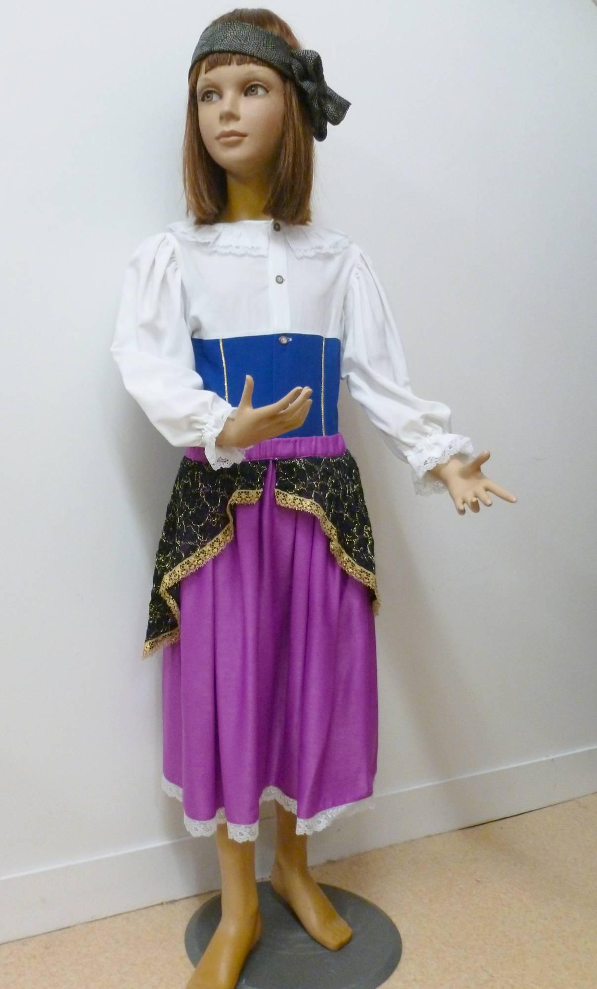 Costume-Bohémienne