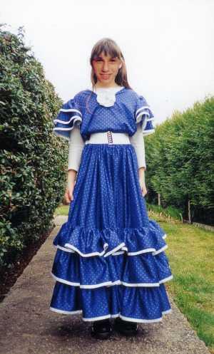 Costume-Espagnole-Séville