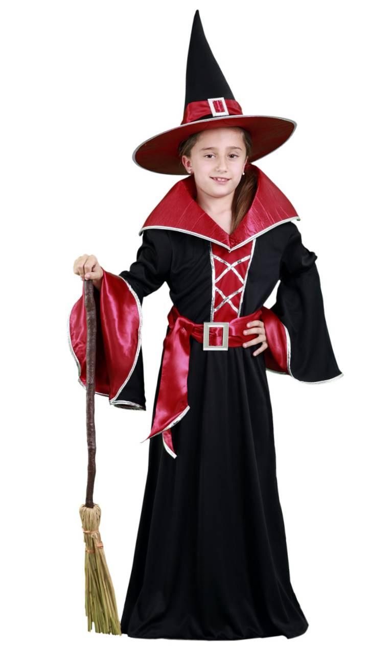 Costume-de-sorcière-6-ans
